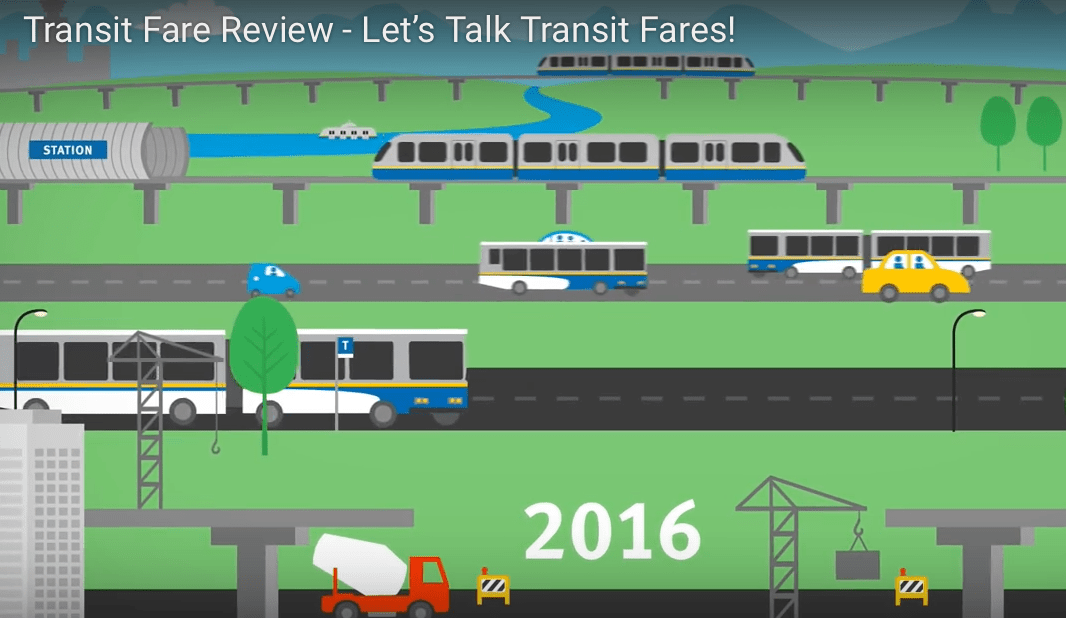 Are transit fares unfair?