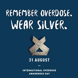 2017 International Drug Overdose Awareness Day