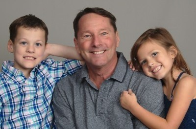 Grief Motivated by Alan Griffin was motivated to help kids by his grief.