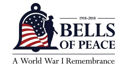 The Bells of Peace by Rhonda Gunter —Listen Carefully on November 11, 2018.