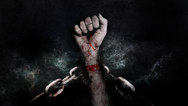 breaking free prison chains - Blue Ridge Christian News