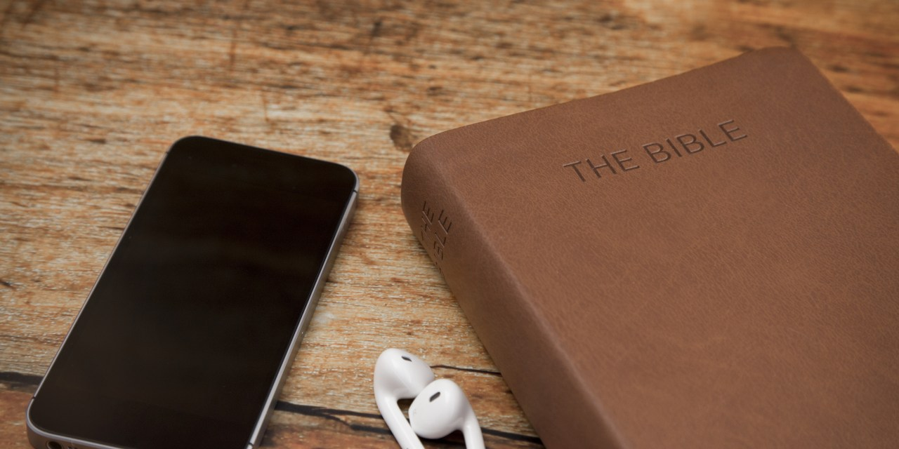 How Should You Feel About Bible Apps?