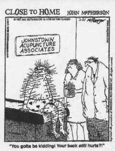 misconceptions about acupuncture