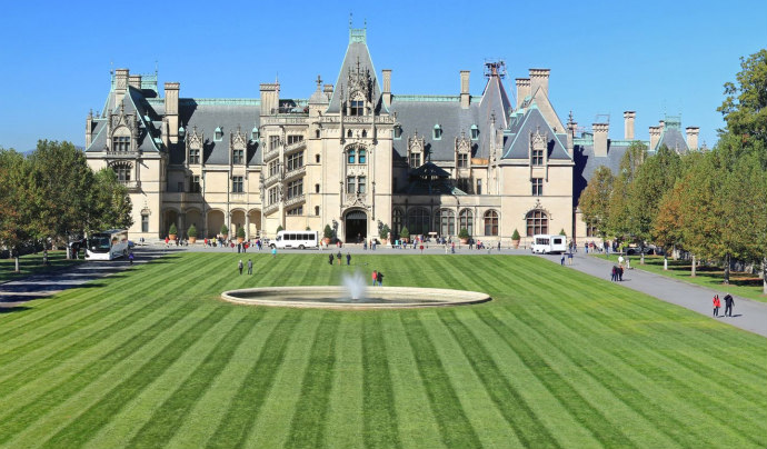 Biltmore Estates, Asheville NC