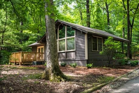 Amicola Falls State Park Cabin Rentals via GaStateParks.org