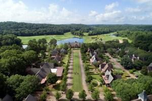 Barnsley Resort in North Georgia