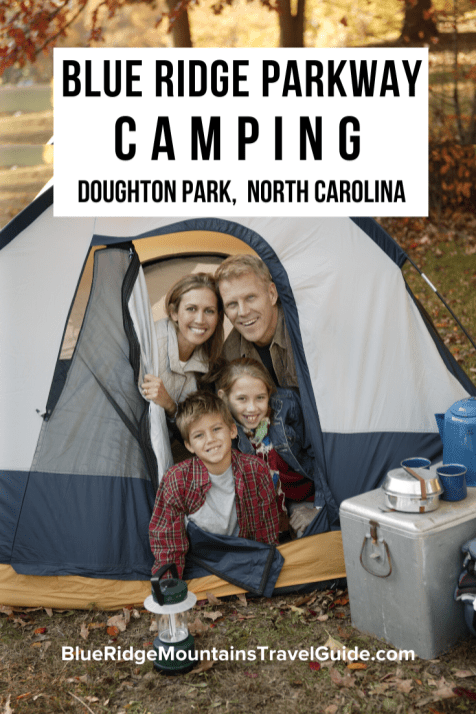 Blue Ridge Parkway Camping & Hikes in Doughton Park, North Carolina