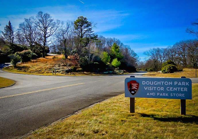 Doughton Park Visitor Center