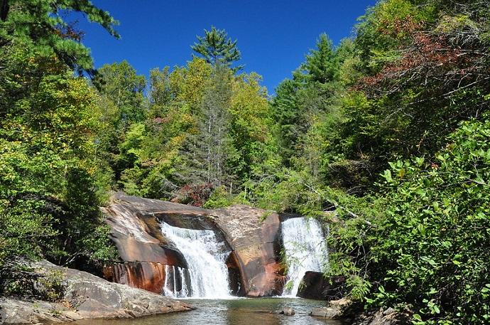 Gorges State Park, NC via NC.gov