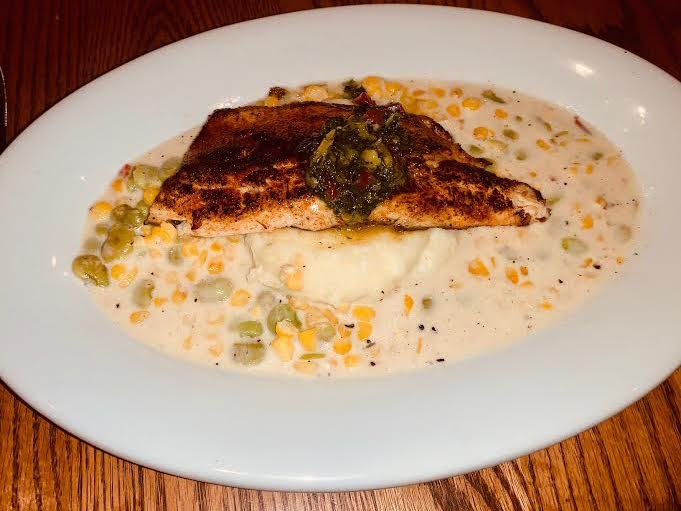 Mountain Trout at Harvest on Main
