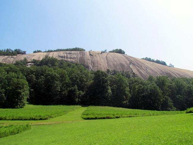 Loop Trail Stone Mountain NC