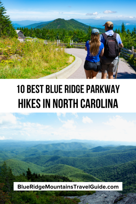 Best Blue Ridge Parkway HIkes in North Carolina