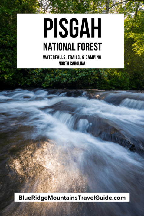 Pisgah National Forest: A Beginner's Guide including Things to Do, Best Hiking Trails, Best Waterfalls, Camping & Cabin rental info. pisgah national forest camping | pisgah national forest waterfalls | mt pisgah campground | mount pisgah campground | pisgah forest nc | pisgah national forest hiking | pisgah campground | mt pisgah hike | pisgah national forest campgrounds | pisgah national forest cabins | pisgah waterfalls