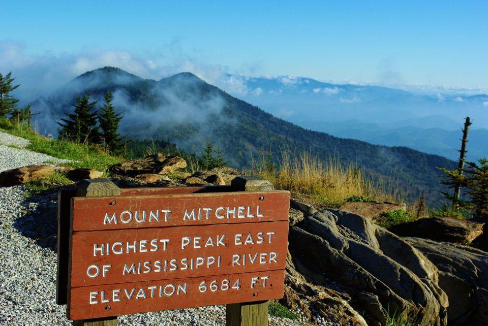 Mount Mitchell State Park, North Carolina