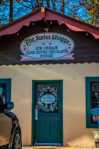 The Swiss Shoppe in Little Switzerland NC