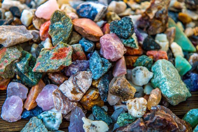 Panning for Gems at Emerald Village Gemstone Mines