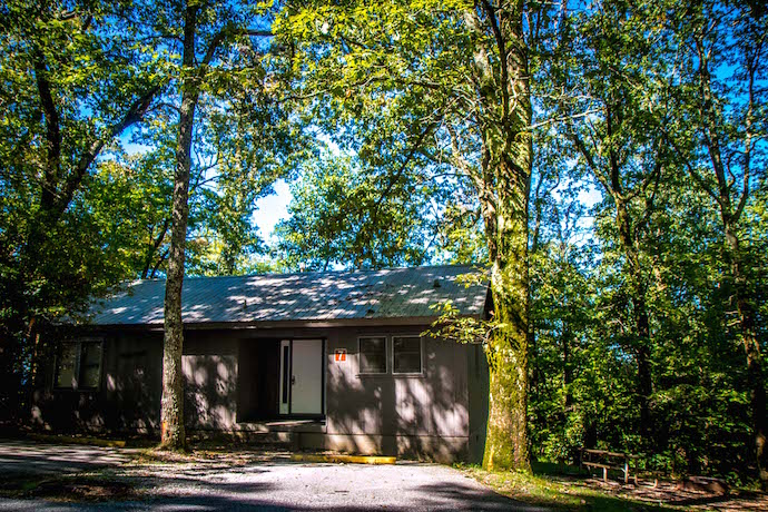 Black Rock Mountain State Park Cabins