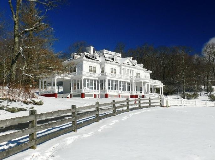 Flat Top Estate in Moses H. Cone Memorial Park, Boone NC