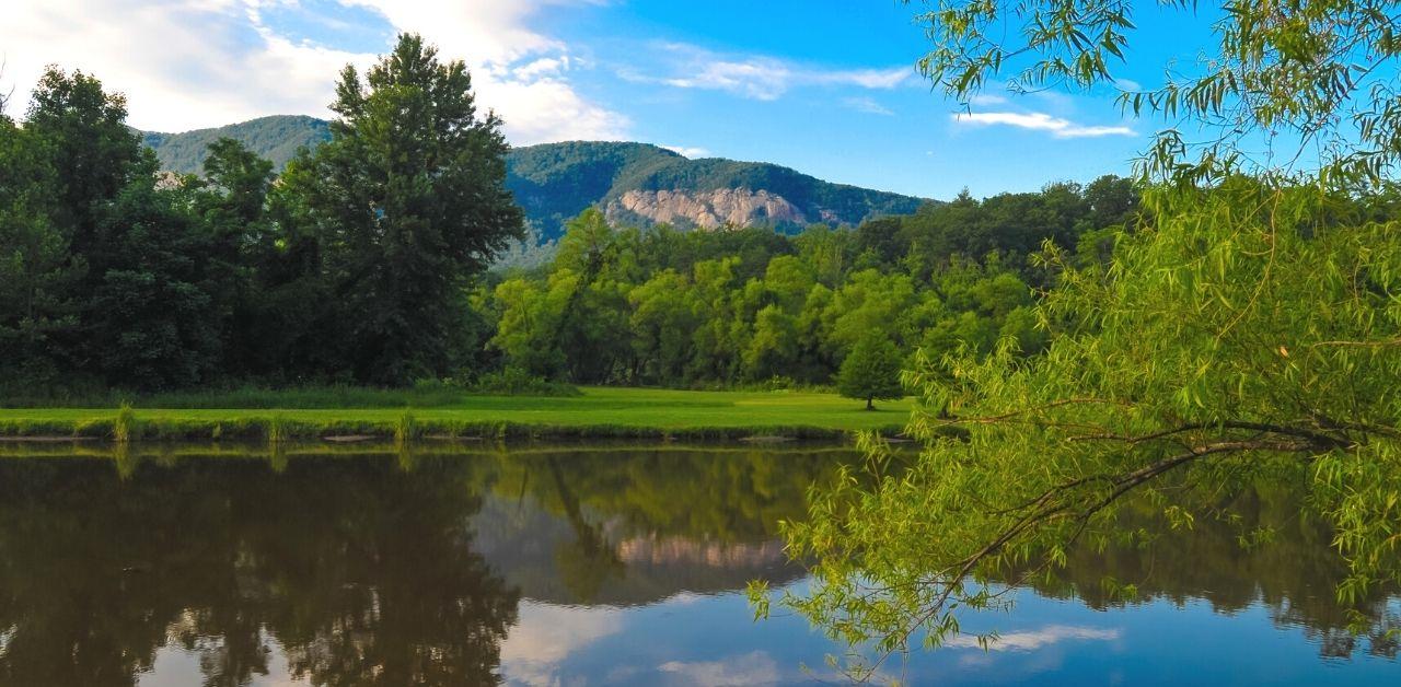 Best Lakes in Western NC