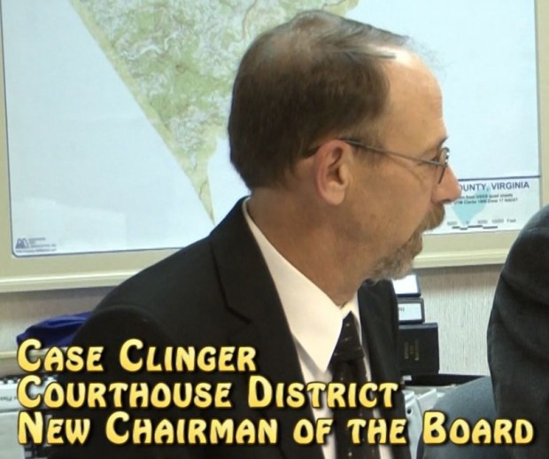 Supervisor Chairman Case Clinger