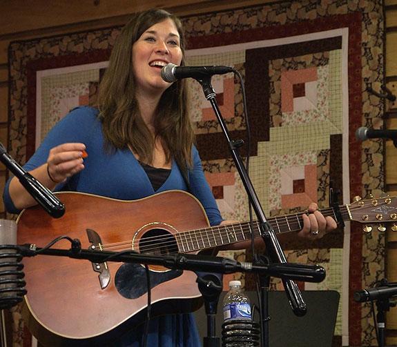 Rebekah Todd and folk music