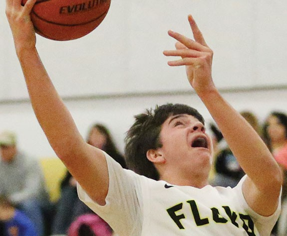 Justin Conduff led scoring with 12 points in win over EastMont