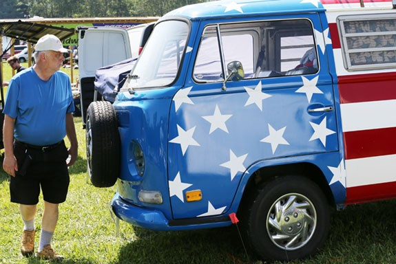 Floyd Auto Fair and Vintage Swap Meet at Chantilly Farm (Photo from 2014 event)