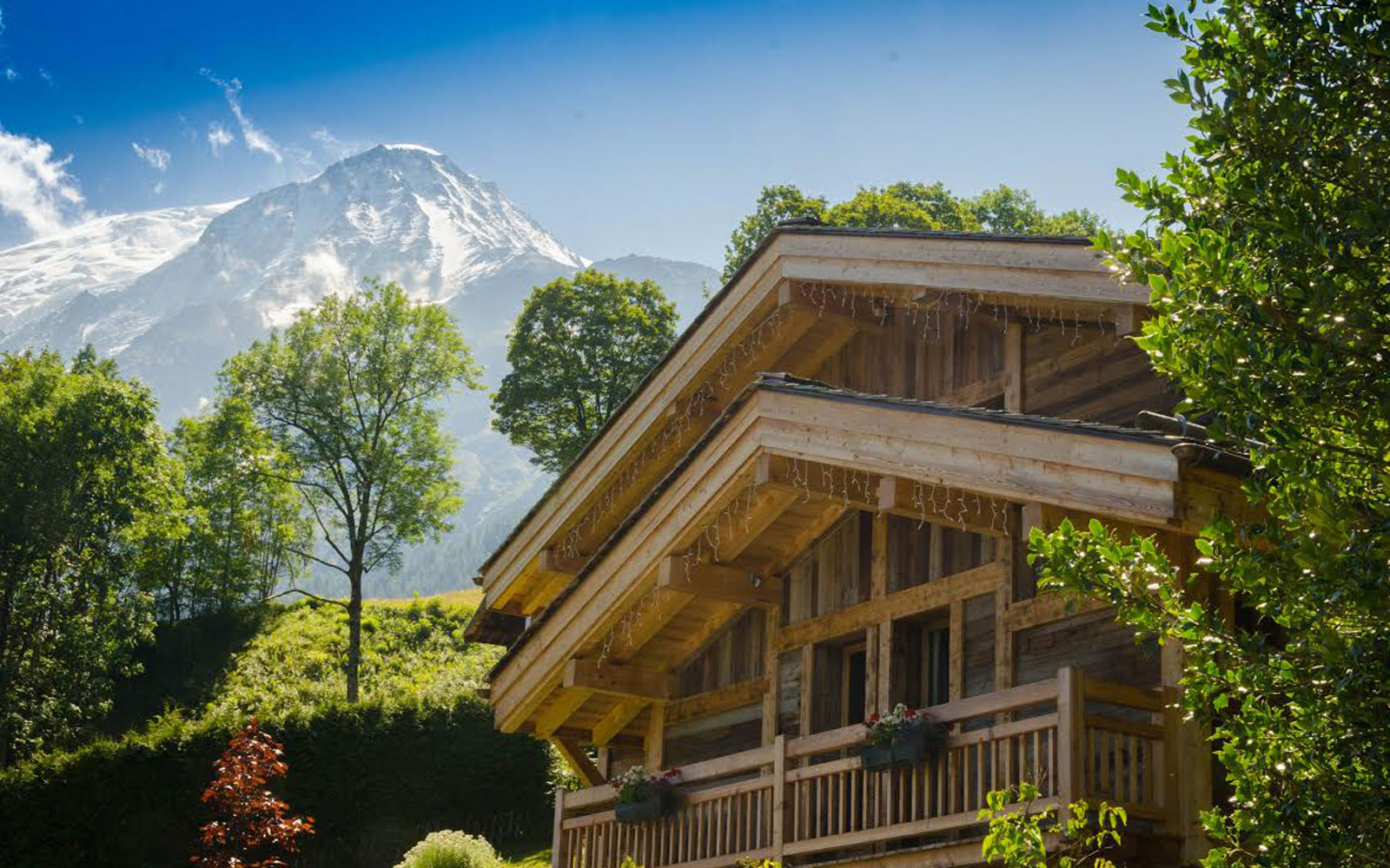 chalet yoga retreat chamonix