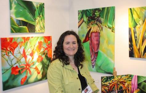 Donna Grandin, Toronto Art Expo 2011
