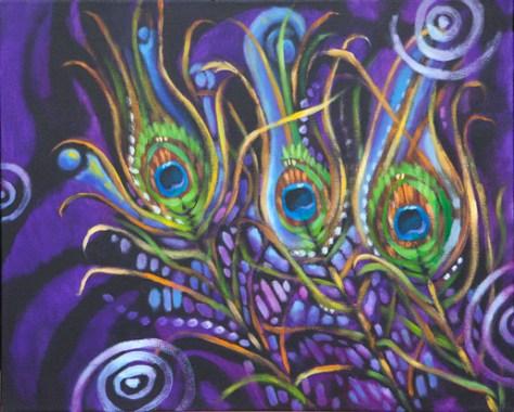 peacock series