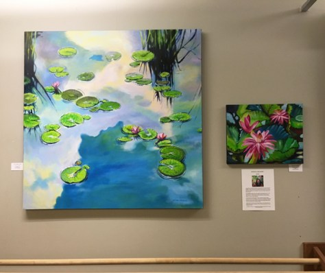 group art exhibition