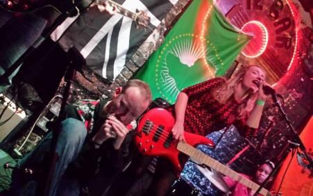 Death.Blues band Bleak, Debuts new album for Halloween.