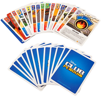 Card Jitsu Trading Cards