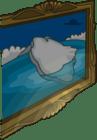 Iceberg Painting Mystery Attic