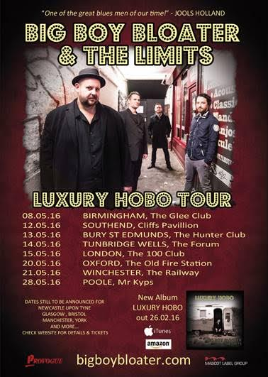 Big Boy Bloater Tour