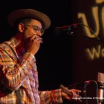 - Martin Simpson and Dom Flemons - St David's Hall - Oct 2015_0136l