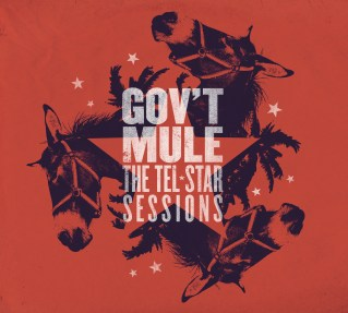 Gov't Mule Releasing Archival album The Tel-Star Sessions'
