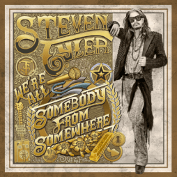 We're All Somebody From Somewhere reveals Steven Tyler