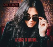 A Force Of Nature Sari Drives the Blues