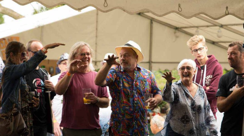 2016 Old Bush Blues Traditions, Fun, Music Continues