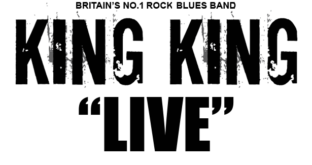 King King Announce Their First Live Album