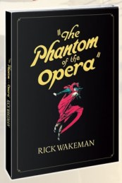 Pledge Opportunity Rick Wakeman Phantom of The Opera