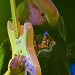 Walter Trout stunning Guitar and a Parka Plays It Live