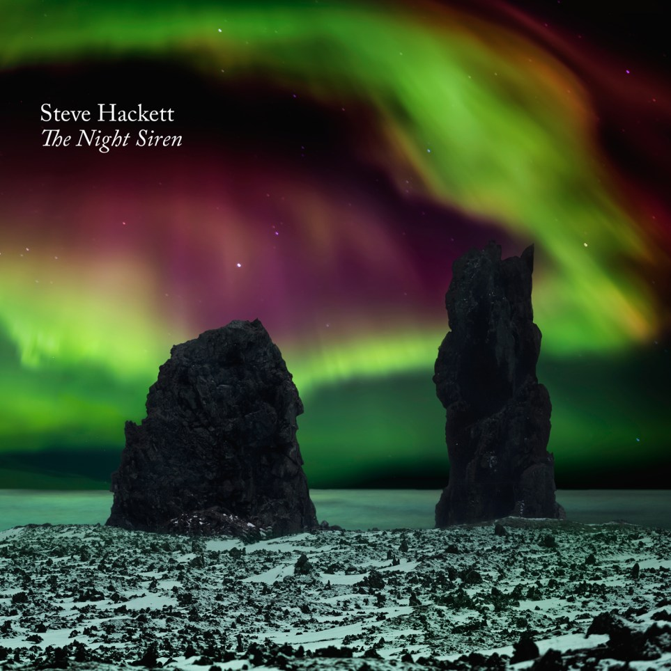 Steve Hackett Exploring The Night Siren on his latest Album
