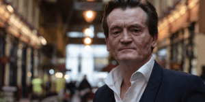 Feargal Sharkey Talking About Salute Music Makers