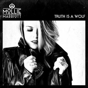 As Mollie says Truth Is A Wolf on her Debut Album