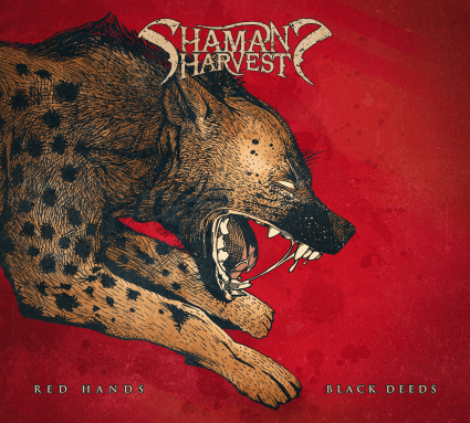The Devil In Our Wake New Video From Shamans Harvest