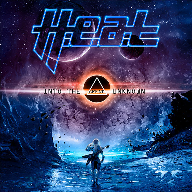 Melodic Rock Stalwarts HEAT Score Again going Into The Great Unknown