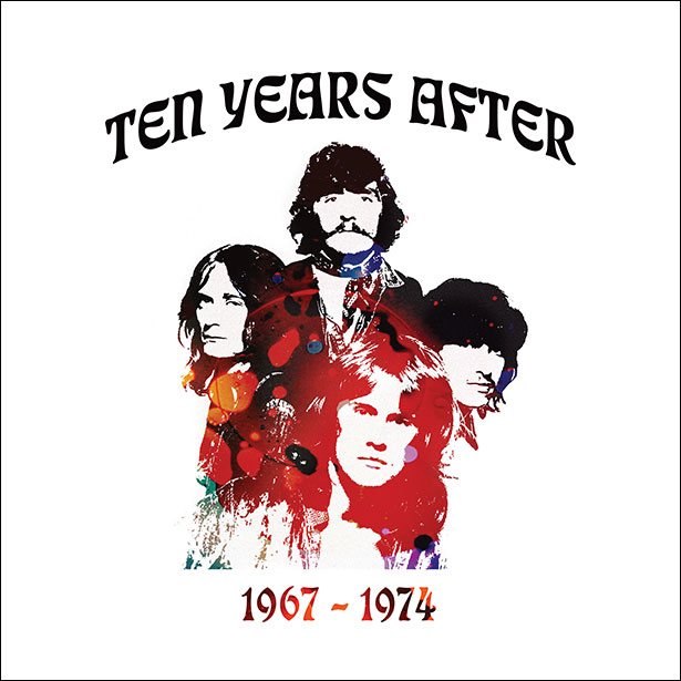 Ten Years After Celebrating 50th Anniversary With 10 CD Box Set