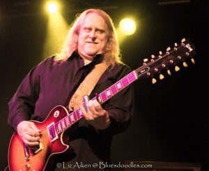 Gov't Mule Triumphant First Live Show in Wales